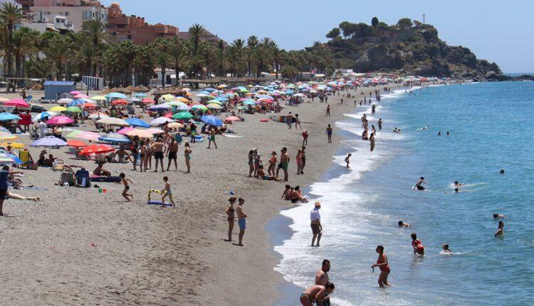 Playa de San Cristóbal.