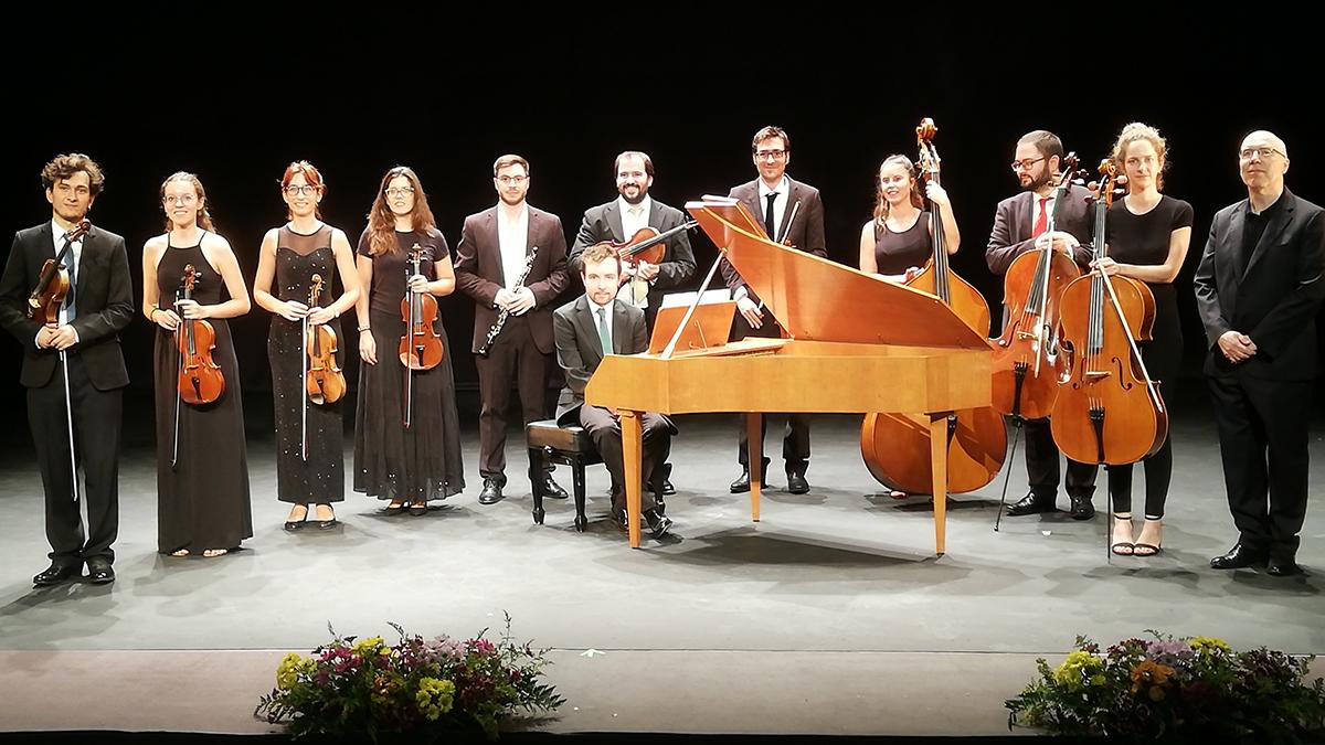 Orquesta de Cámara Mediterránea